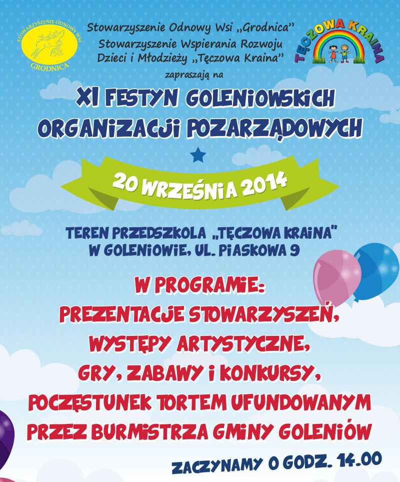 Festyn Organizacji Pozarządowych